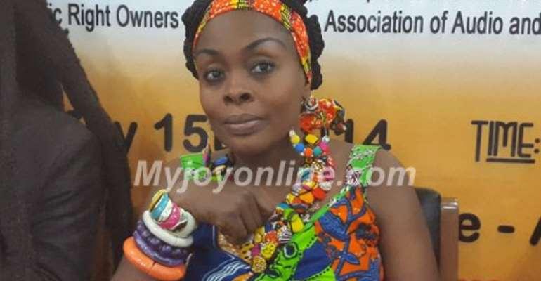 Akosua Adjepong accuses GHAMRO executives of embezzlement