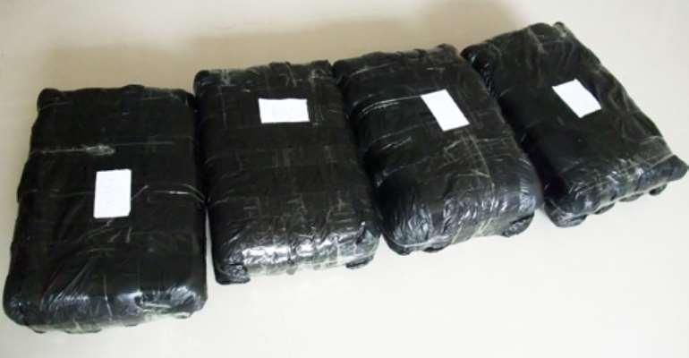 Ghanaian jailed in US for trafficking heroin