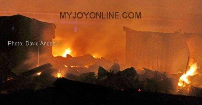 Fire Service: Recent fires minor, peculiar to Harmattan period