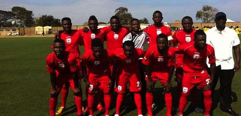 Inter Allies beat Hasaacas in the Ghana Premier League on Saturday