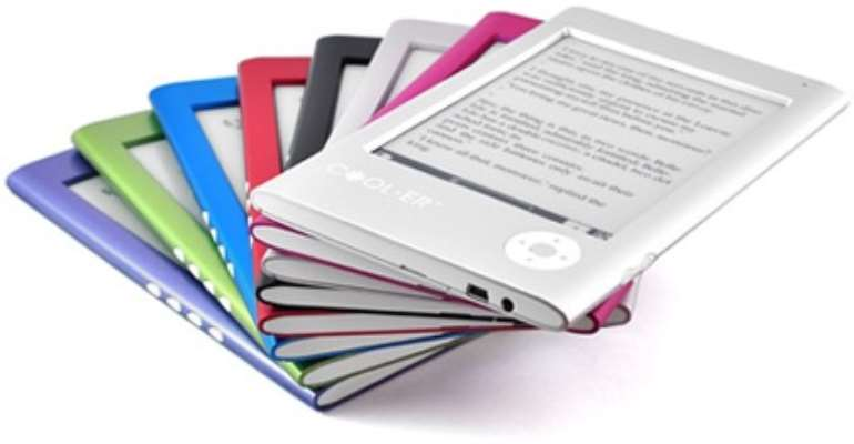 Africa must go the e-book way