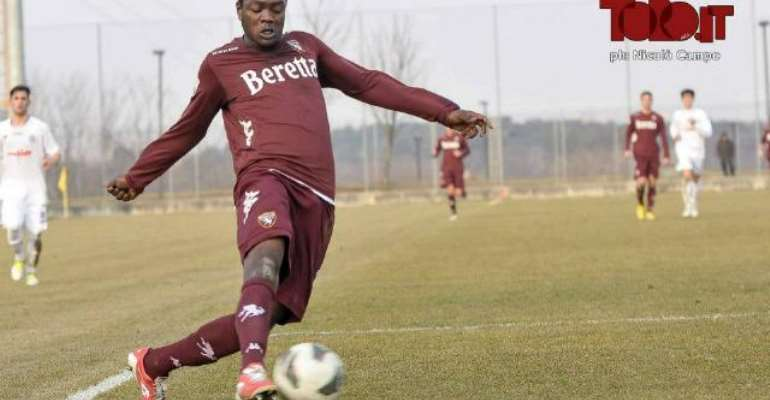 Italy are planning a nationality switch for Ghanaian Emmanuel Gyasi