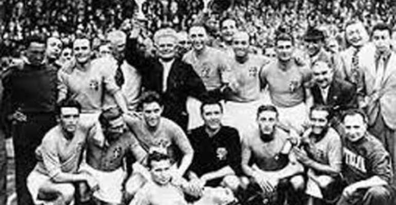 Today in history: Italy win the FIFA World Cup back to back