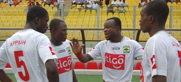 Kotoko lift Asantehene Kings Cup