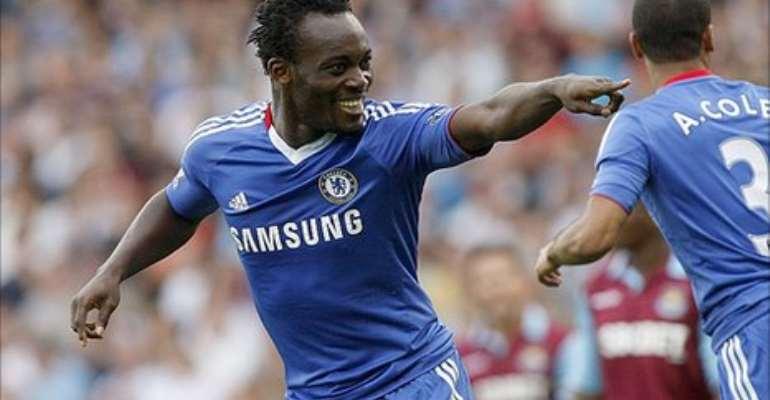 Chelsea hope for Essien lift