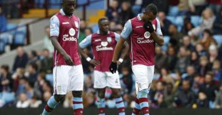 Jordan Ayew: Ghanaian forward scores as Aston Villa stay up ... for now