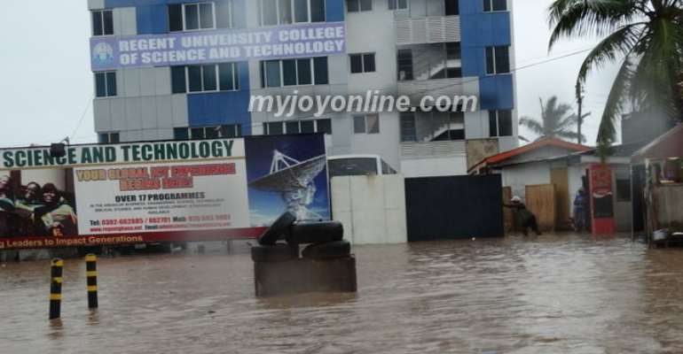 AGI calls for proper drainage systems in industrial areas