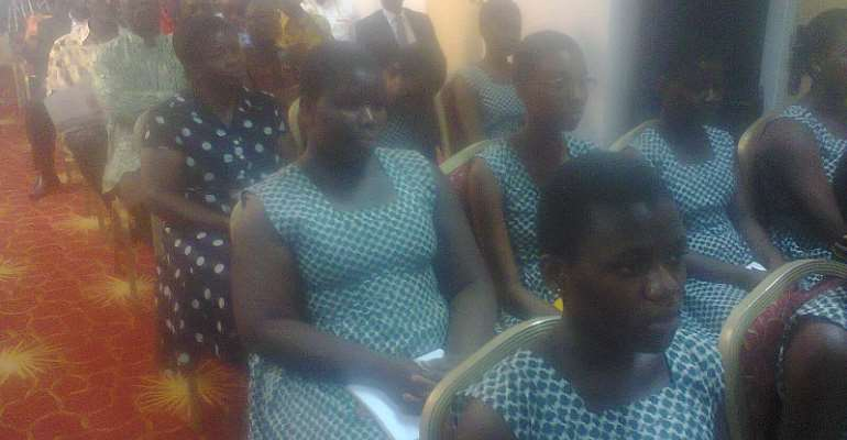A cross-section of participants at the launch