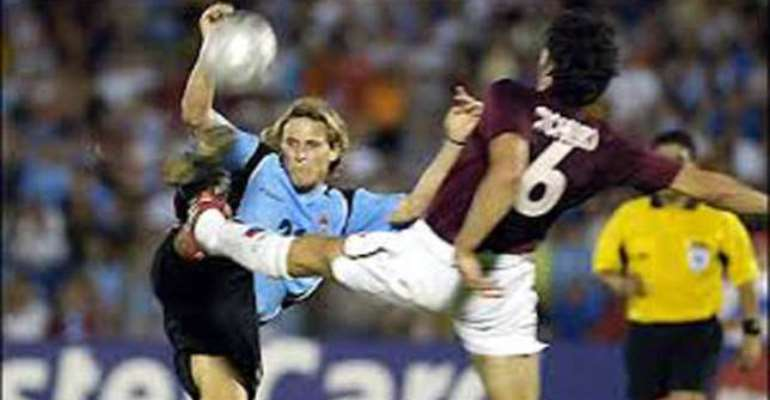 Today in history: Uruguay suffer humiliating defeat at home to Venezuela