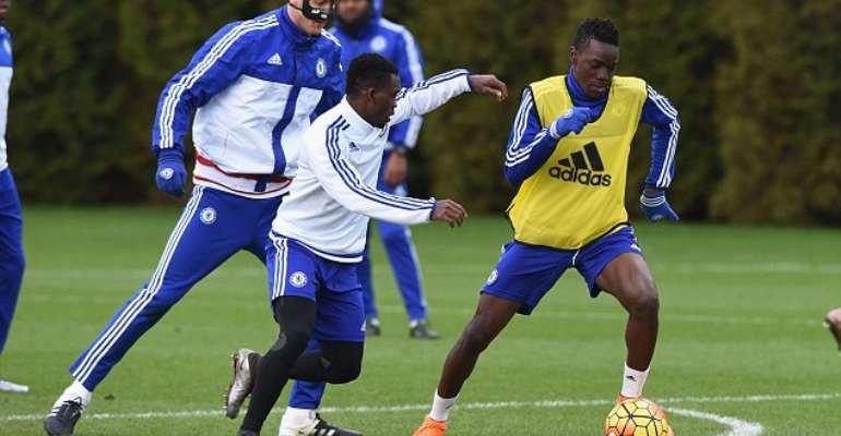 Ghana and Chelsea winger Christian Atsu