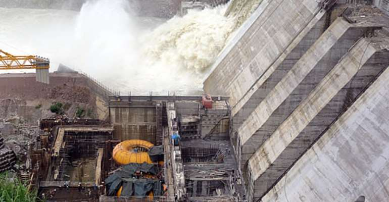 Akosombo Dam In Critical Stage—Energy Minister Warns