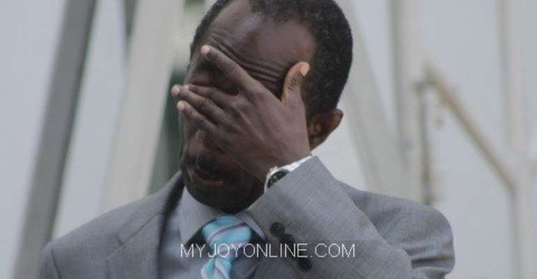 Asiedu Nketia was once a psychiatric patient – George Boateng