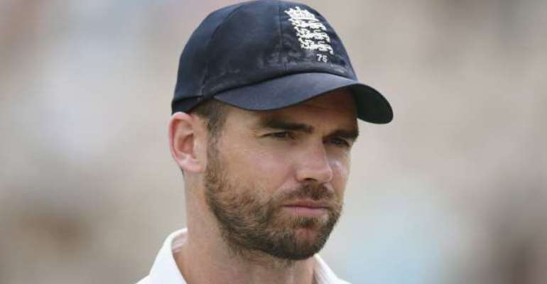 England's James Anderson ruled out of Sri Lanka tour