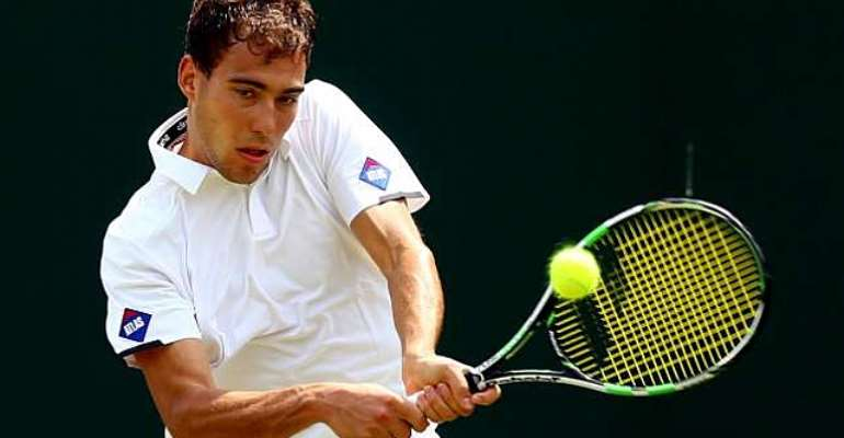 Jerzy Janowicz: I'll have to play my best against Lleyton Hewitt