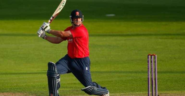 Launch pad: Jesse Ryder aiming for Cricket World Cup