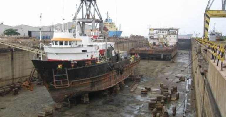 Let reputable national bodies run Tema Shipyard - Union