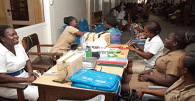 Private health providers to abolish NHIS card May 4