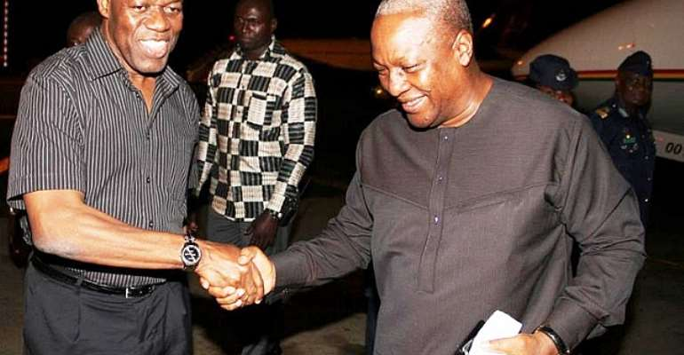Ghana's Economy Will Flourish Despite Challenges—Prez Mahama
