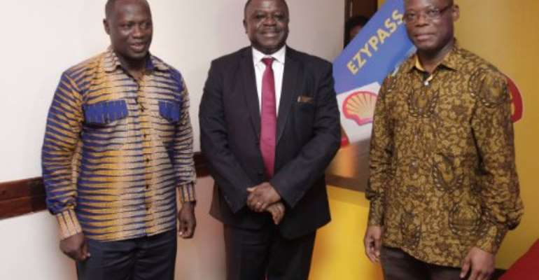 Shell launches first visa-enabled fuel card