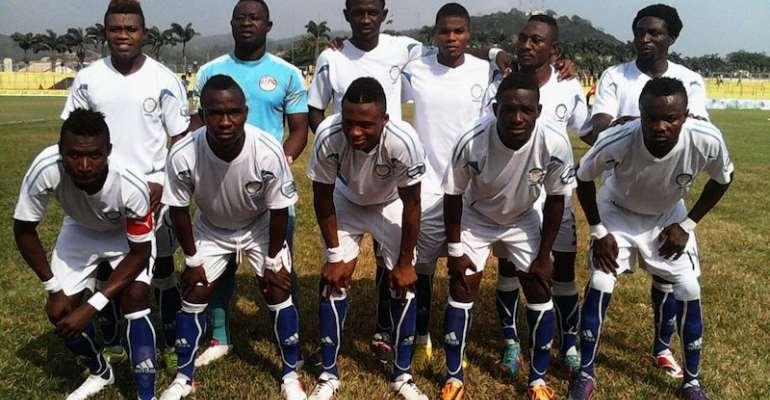 Berekum Chelsea squad.