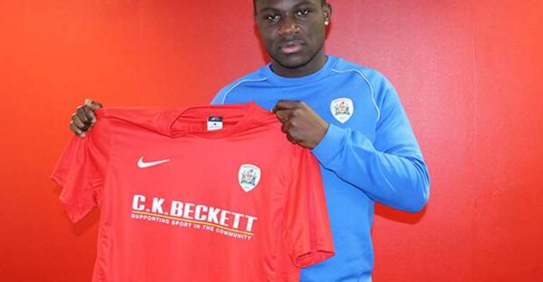 Frimpong joins Barnsley from Arsenal