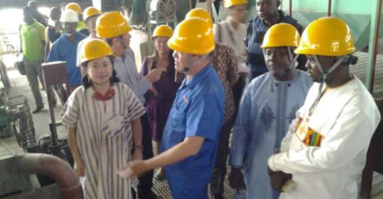 Ghana and China to fight illegal mining