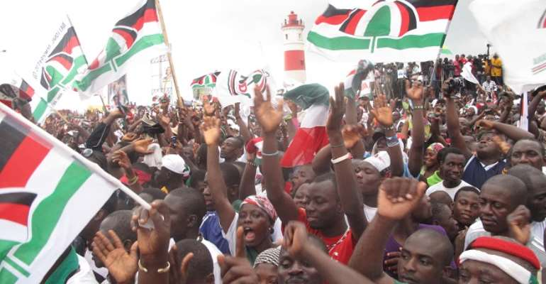 There's Nothing Wrong In Feeding NDC Youth First Before Attending To Others