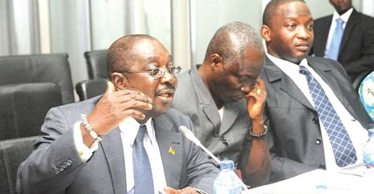 PAC lashes at Trade Fair Company managers