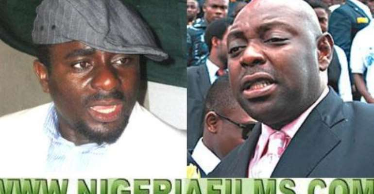 CRISIS ROCKS AGN AGAIN …As Emeka Ike returns to court