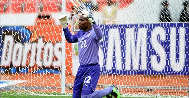Asante Kotoko to offer Richard Olele Kingson a year deal