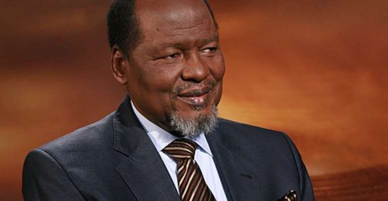 Chissano bemoans failure to pursue vision of forebears