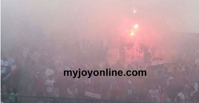 Egyptian football league sets procedures of supporters' return