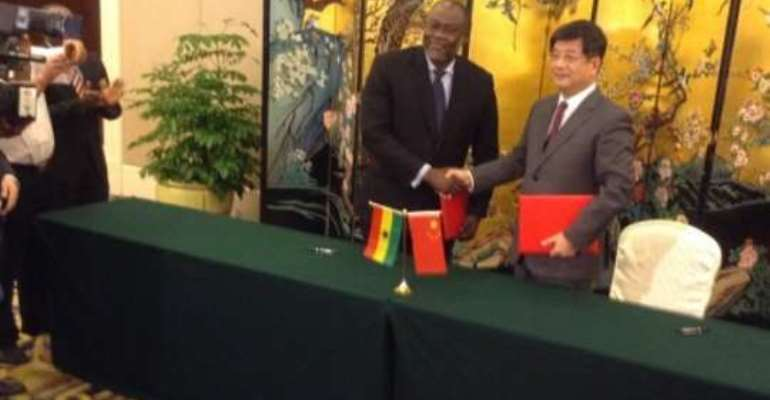 Greater Accra Region and Fujian Province seal agreement