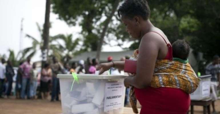 Ghana's 2016 Election Timetable