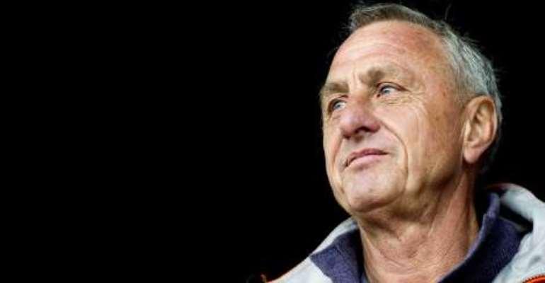 Johan Cruyff: Dutch football legend has passed away