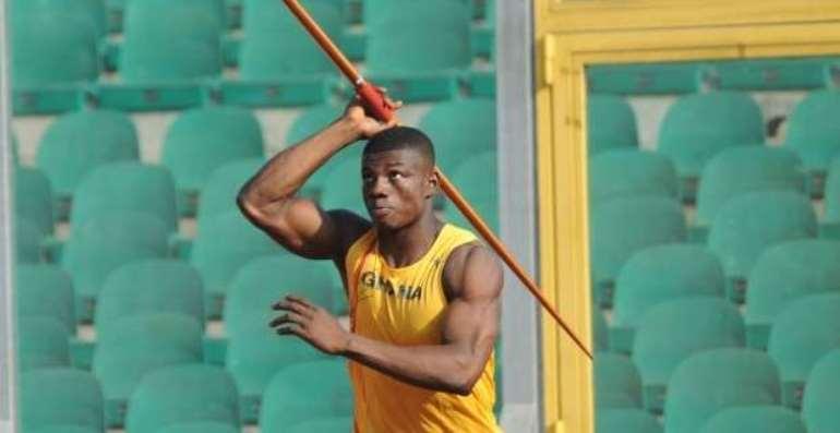 Hypocrite: Javelin thrower John Ampomah blasts former athlete