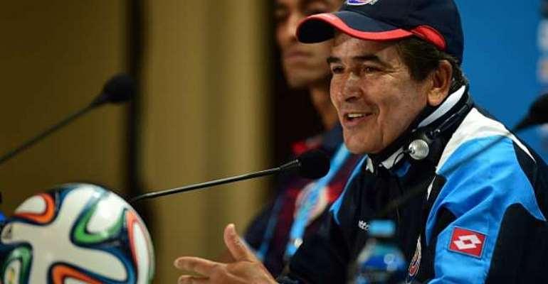 Costa Rica coach Jorge Luis Pinto wants 'balanced' anti-doping testing