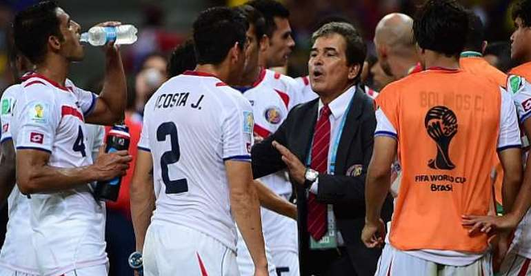 Costa Rica coach Jorge Luis Pinto: We deserved to win against Greece