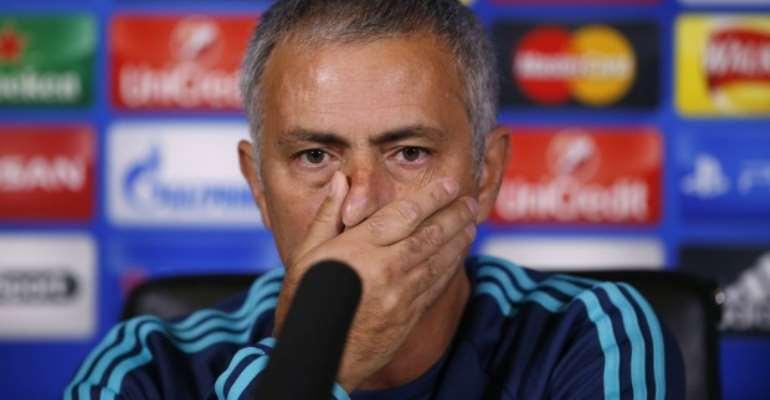 Jose Mourinho Tells Reporter To 'Google answers'