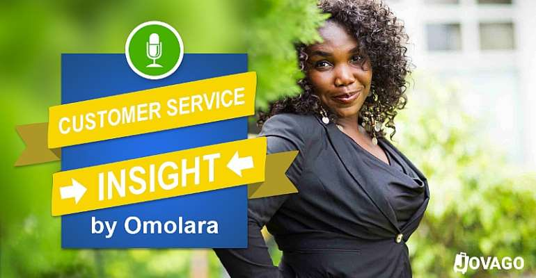 The Importance Of Customer Service : Insights By Omolara