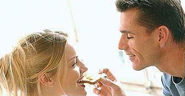 joyful spouse