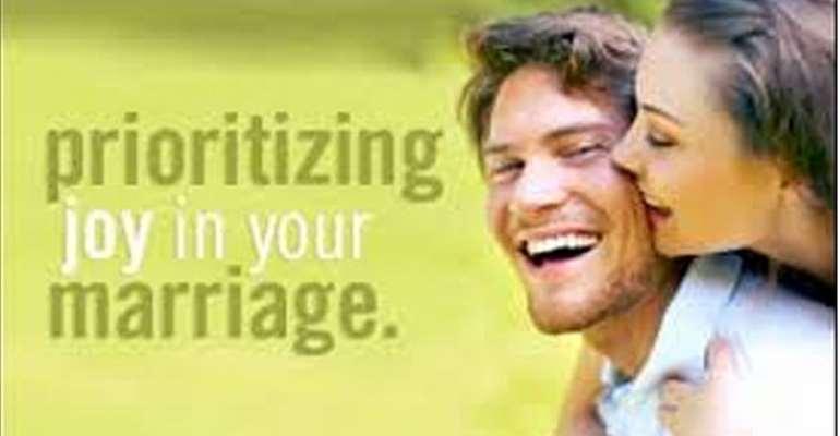 joy in marriage