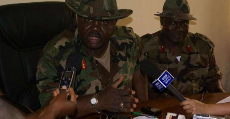 JTF Onslaught Latest: Four More Communities Raided