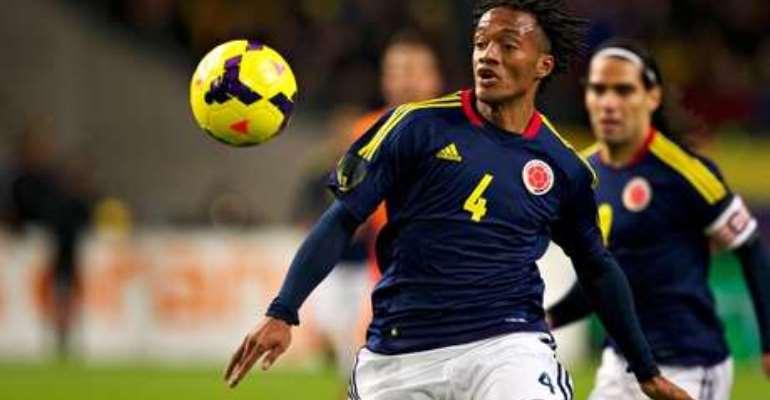 World Cup 2014: Colombia profile – Juan Guillermo Cuadrado
