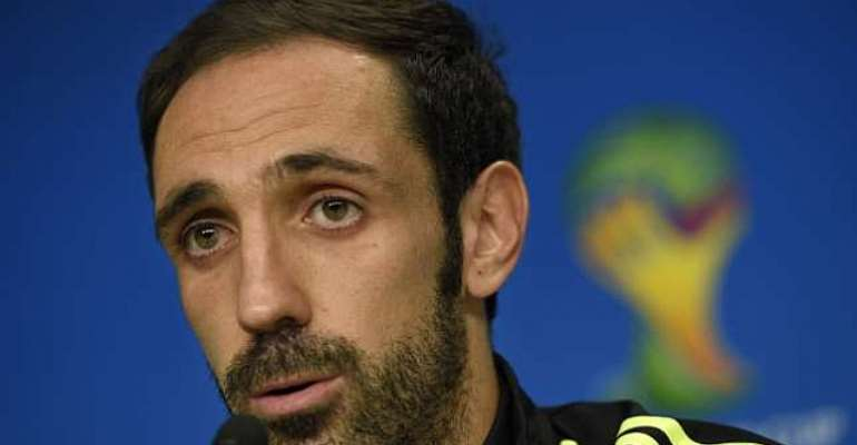 Motivation not an excuse for FIFA World Cup exit, says Spain defender Juanfran