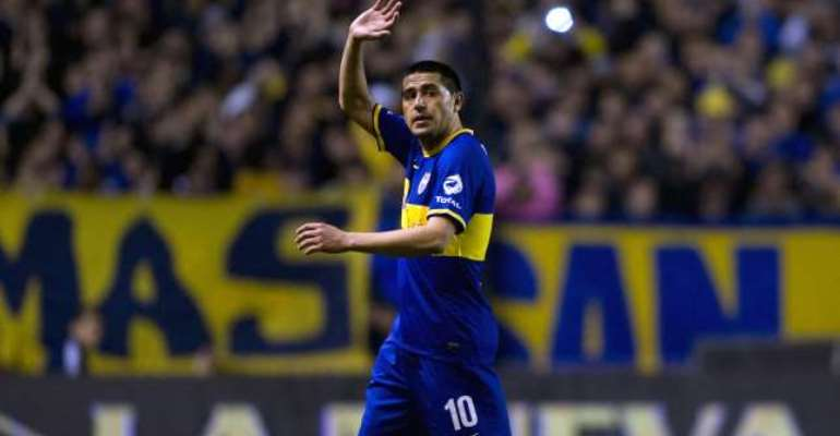 Juan Roman Riquelme will not play on in Paraguay or the United States after announcing his retirement
