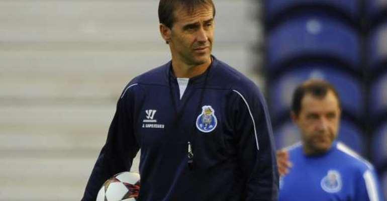 UEFA Champions League: Bring on Athletic Bilbao says Porto coach Julen Lopetegui