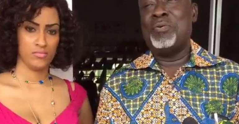 Juliet Ibrahim Sponsors Odoi Mensah Again