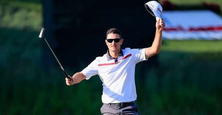 Justin Rose reigns at Quicken Loans National in Maryland
