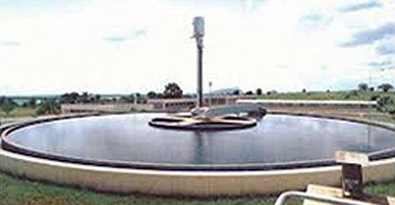 Kpong water works to shut down